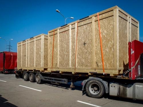 Exportné drevené obaly