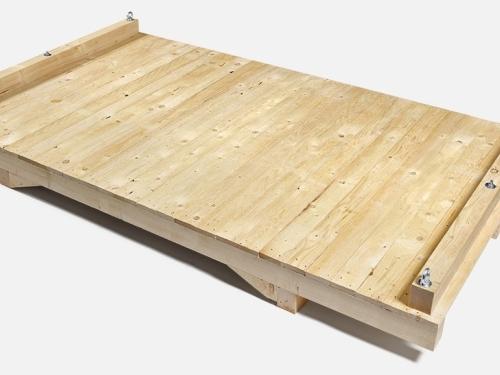 Prepravné podlahy pre vaše stroje